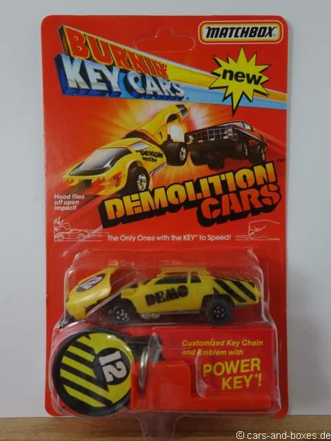 Key Car 12 1984  - 63423