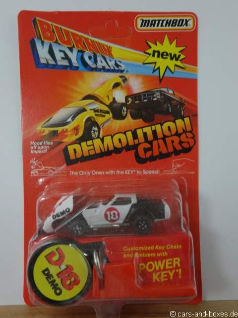 Key Car 18 1984  - 63425