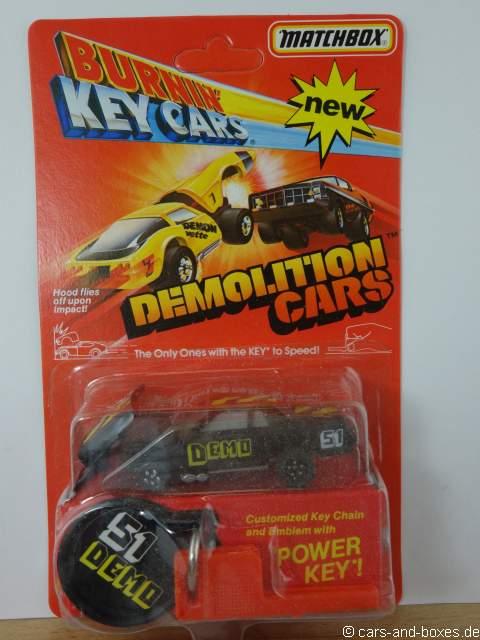 Key Car 51 1984  - 63427