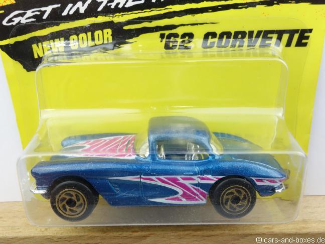 '62 Corvette (71-D/32-F/72-L) - 63453
