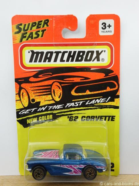 1962 Corvette (71-D/32-F/72-L) - 63453