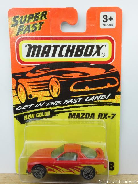 Mazda RX 7 1994 (08-J/54-I) - 63456