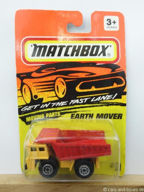 Faun Dump Truck / Earth Mover (09-H/53-E) - 63457
