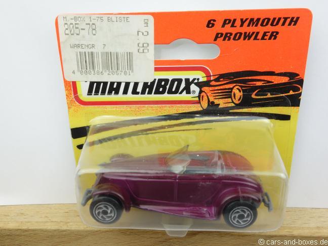 Chrysler Plymouth Prowler (34-G/06-H) - 63464