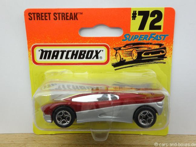 Street Streak (62-J/72-N) - 63472