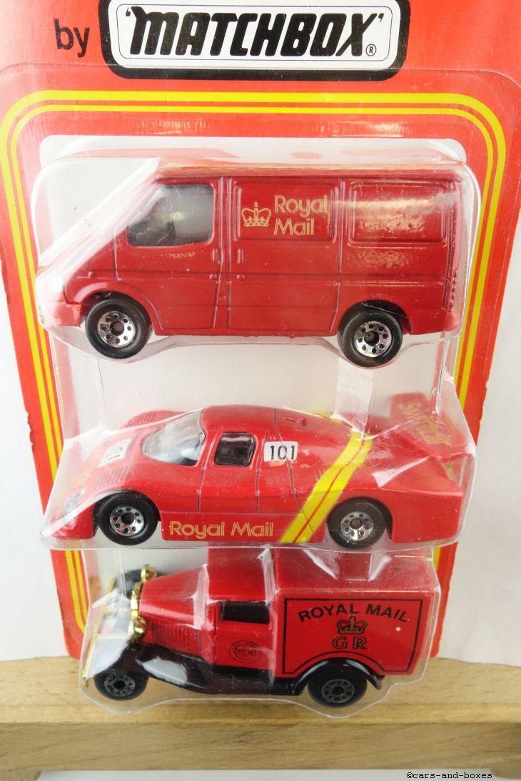 3-Pack Royal Mail - 63746