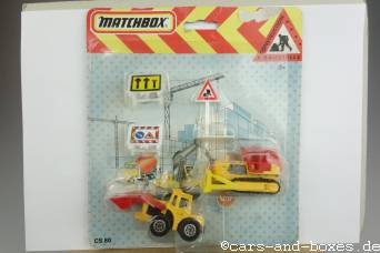 Construction Set CS 80 - 63860