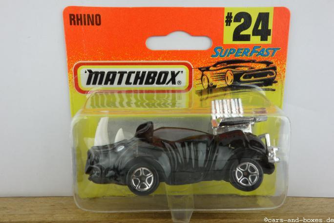 Rhino Rod (53-H/24-J) - 63926