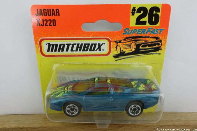 Jaguar XJ-220 (31-J/26-K) - 63928