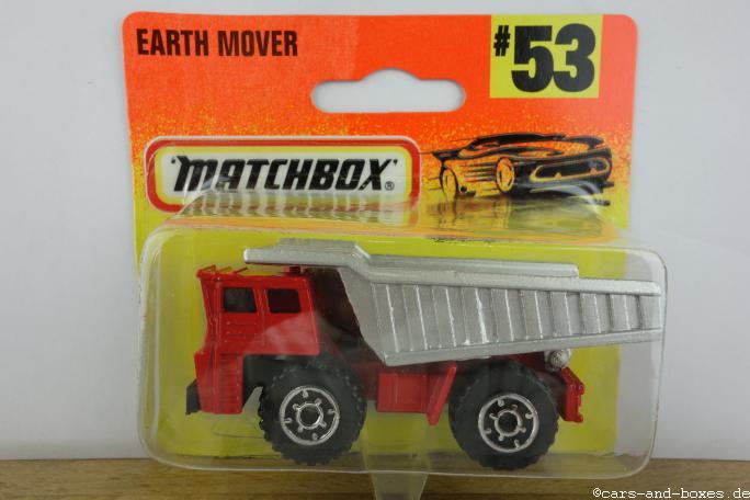 Faun Dump Truck / Earth Mover (09-H/53-E) - 63942