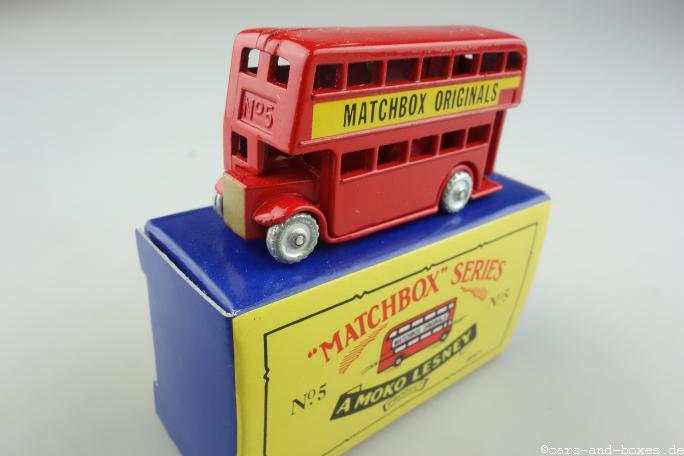 Matchbox Originals No. 05 Bus - 64087