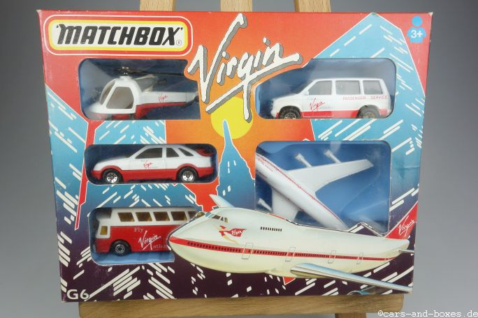 Gift Set G-06 Virgin atlantic - 64176