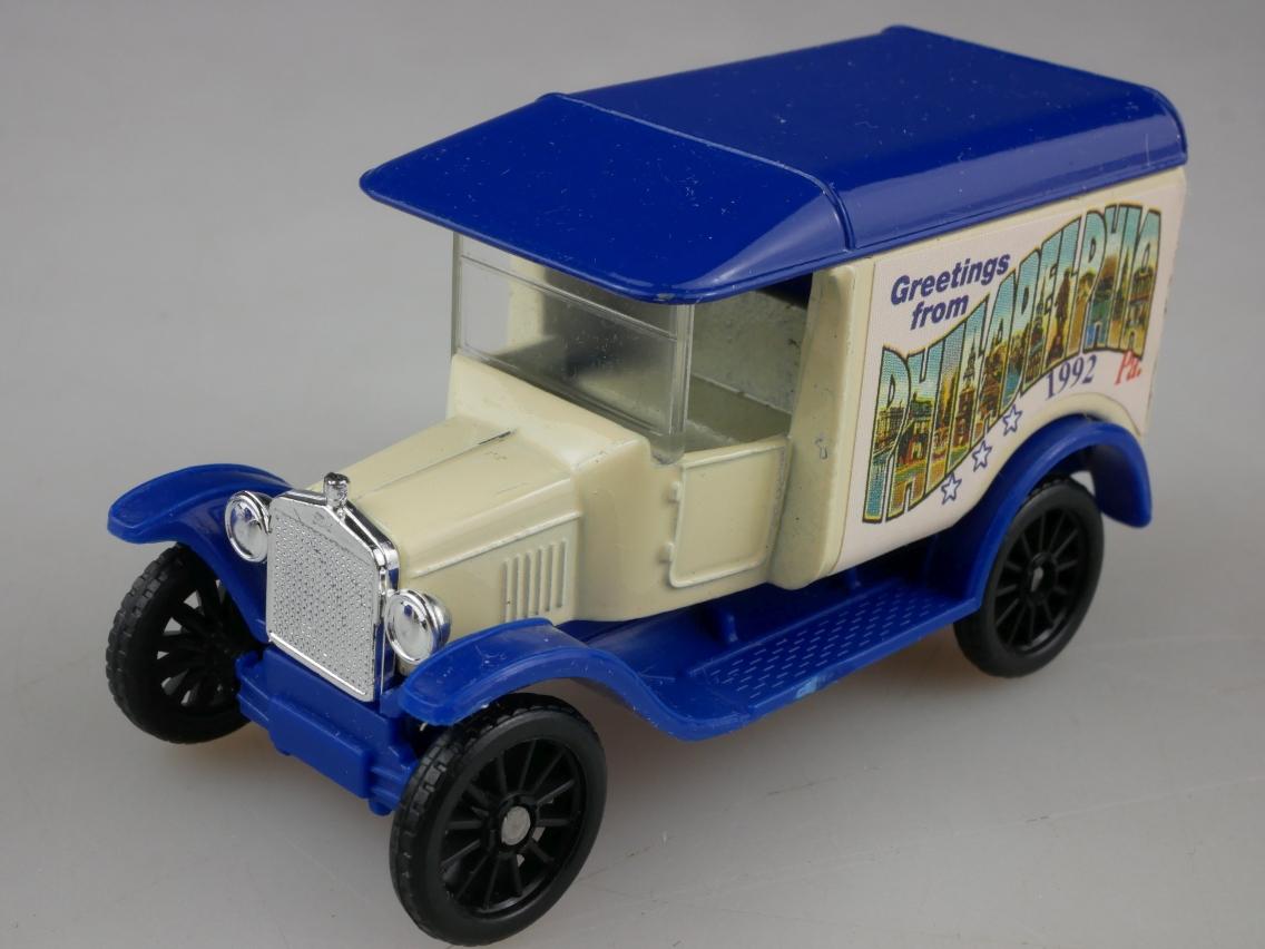 '21 Ford Model 'T' Van 5th North America M.I.C.A Philadelphia '92 (44-H) - 64213