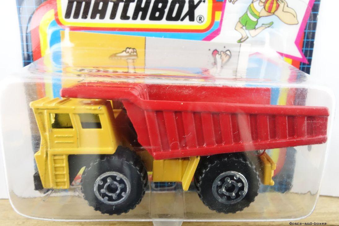 Faun Dump Truck / Earth Mover (09-H/53-E) - 64321