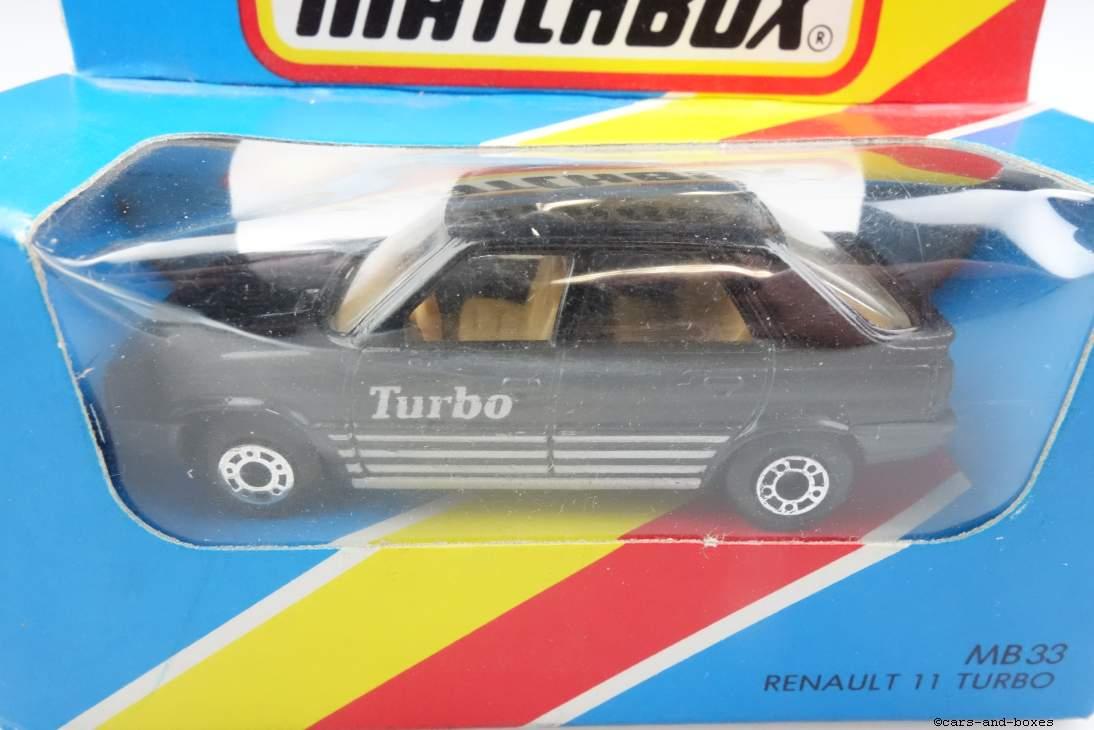 Renault 11 Turbo (33-E/43-F) - 64499