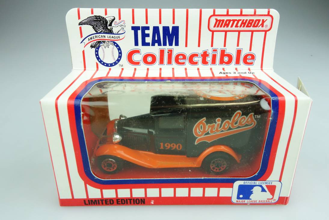 Ford Model 'A' Van (38-E/76-C) MLB 90-01 Baltimore Oriols - 64637