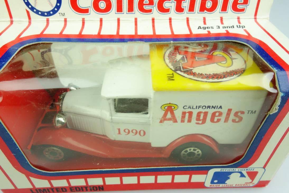 Ford Model 'A' Van (38-E/76-C) MLB 90-03 California Angels - 64639