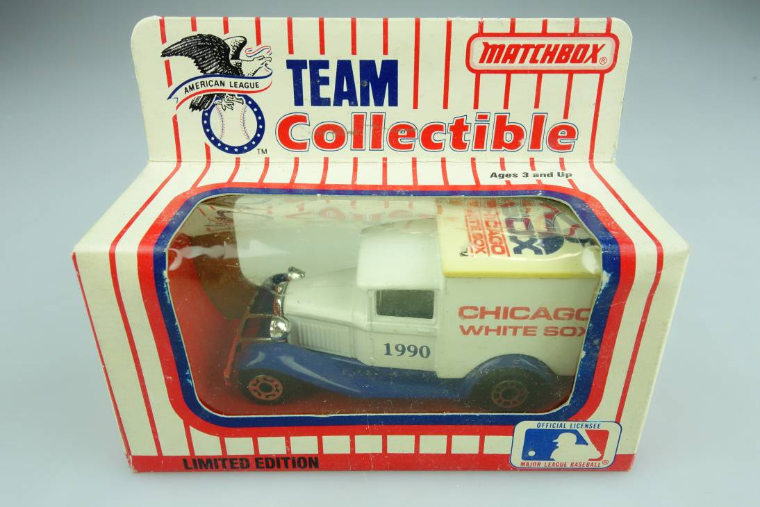 Ford Model 'A' Van (38-E/76-C) MLB 90-04 Chicago White Sox - 64640