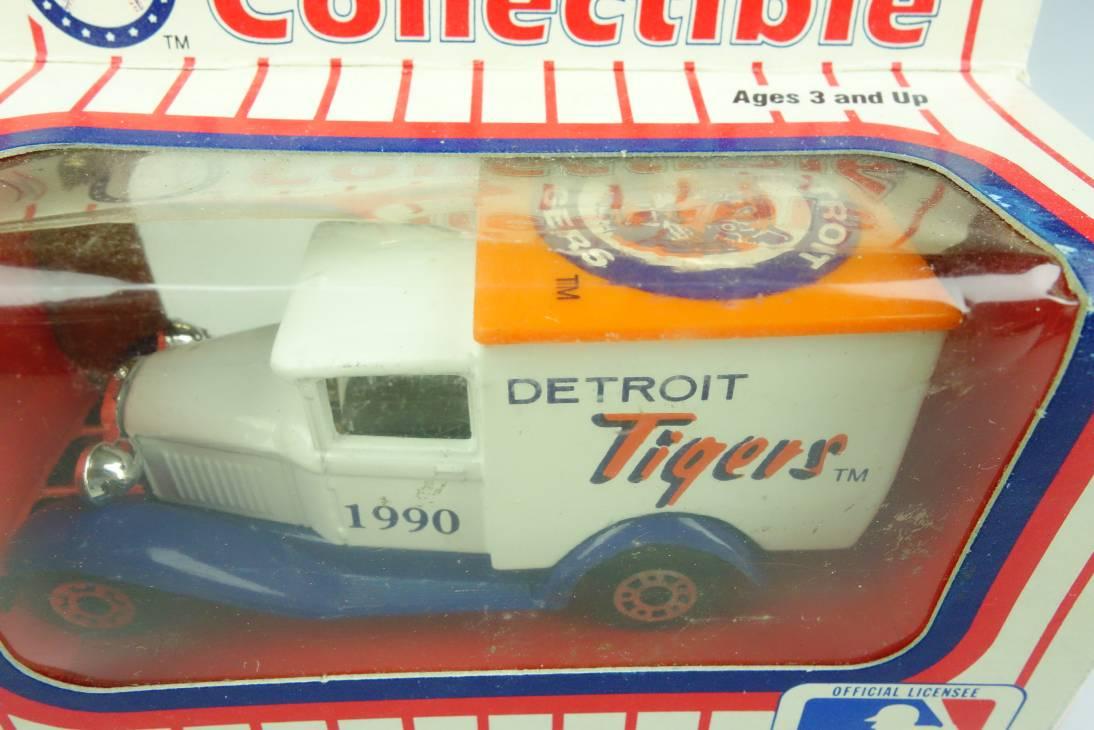 Ford Model 'A' Van (38-E/76-C) MLB 90-06 Detroit Tigers - 64642