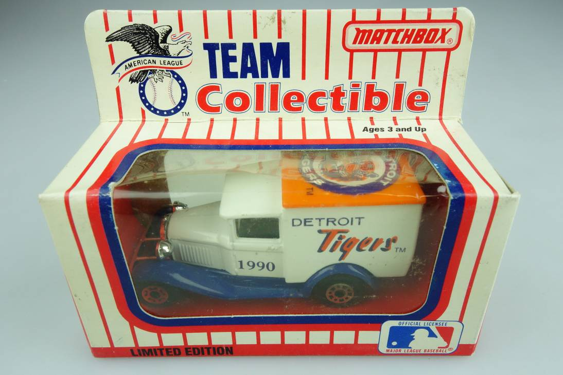 Ford Model 'A' Van (38-E/76-C) MLB 90-06 Detroit Tigers - 64642
