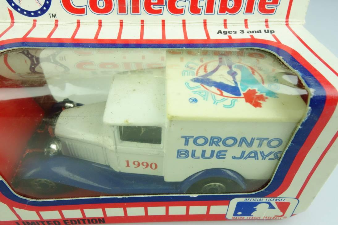 Ford Model 'A' Van (38-E/76-C) MLB 90-14 Toronto Blue Jays - 64649