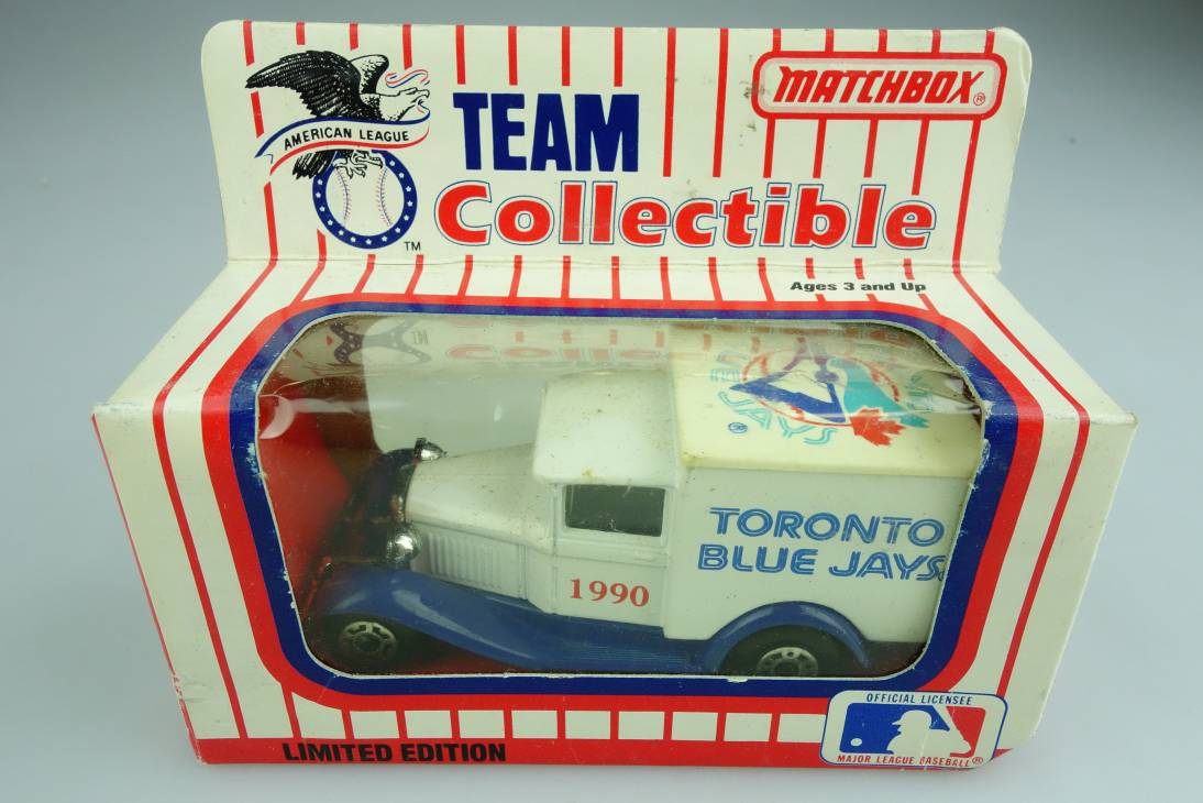Ford Model 'A' Van (38-E/76-C) MLB 90-14 Toronto Blue Jays - 64649