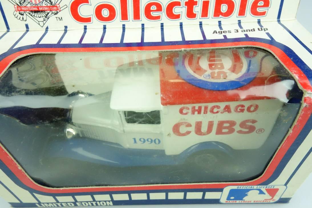 Ford Model 'A' Van (38-E/76-C) MLB 90-16 Chicago Cubs - 64651