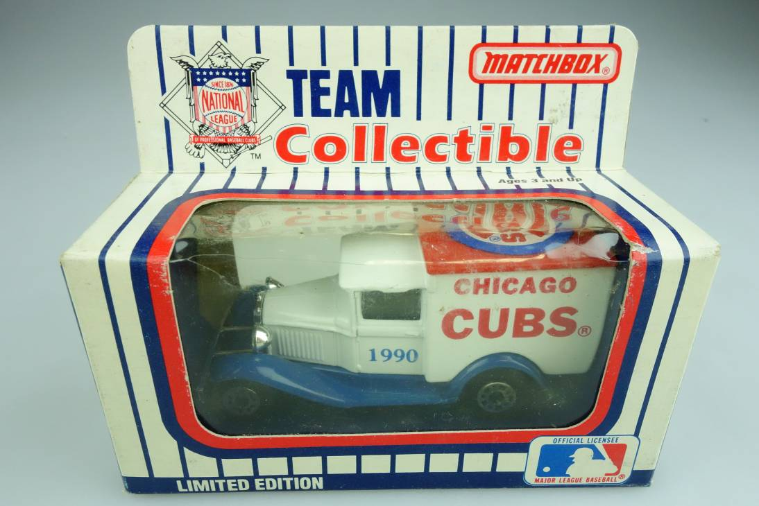 Ford Model 'A' Van (38-E/76-C) MLB 90-16 Chicago Cubs - 64651