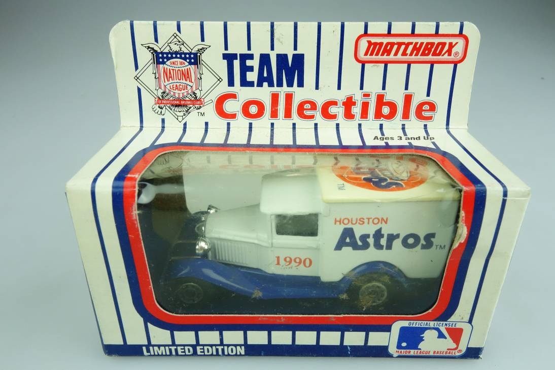 Ford Model 'A' Van (38-E/76-C) MLB 90-18 Houston Astros - 64653