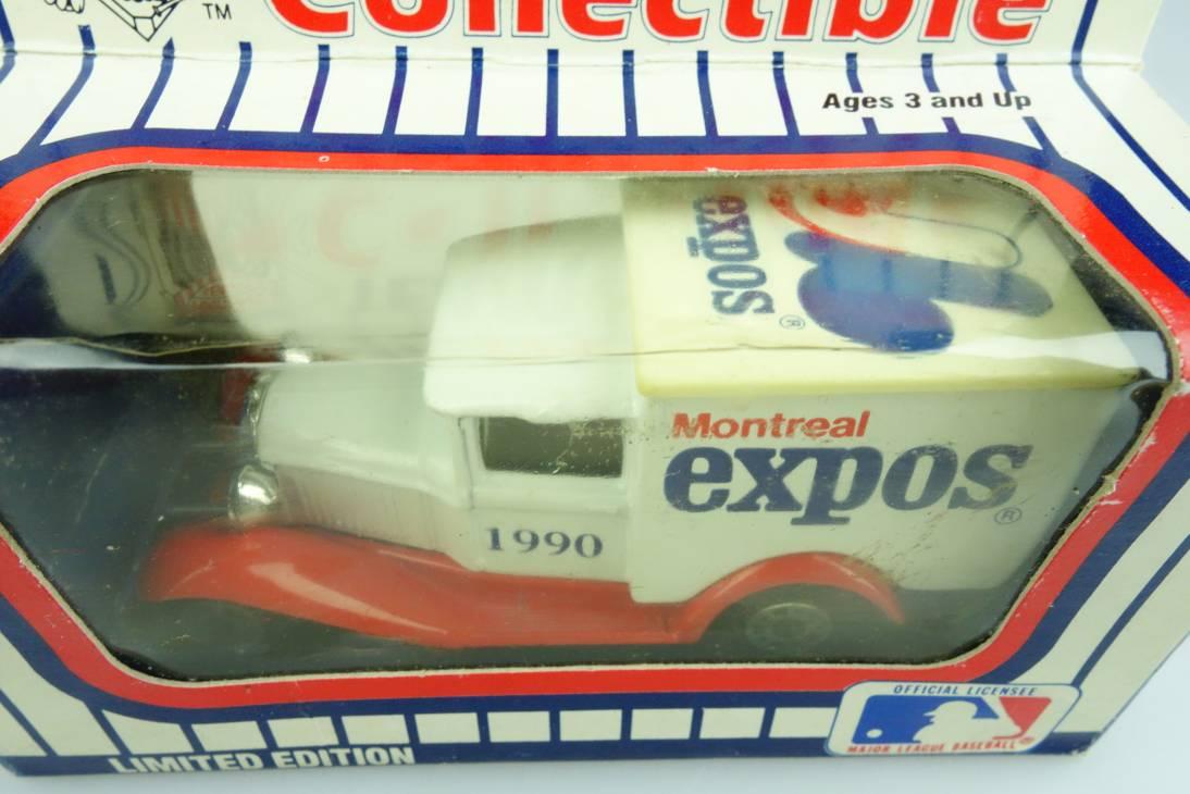 Ford Model 'A' Van (38-E/76-C) MLB 90-20 Montreals expos - 64654