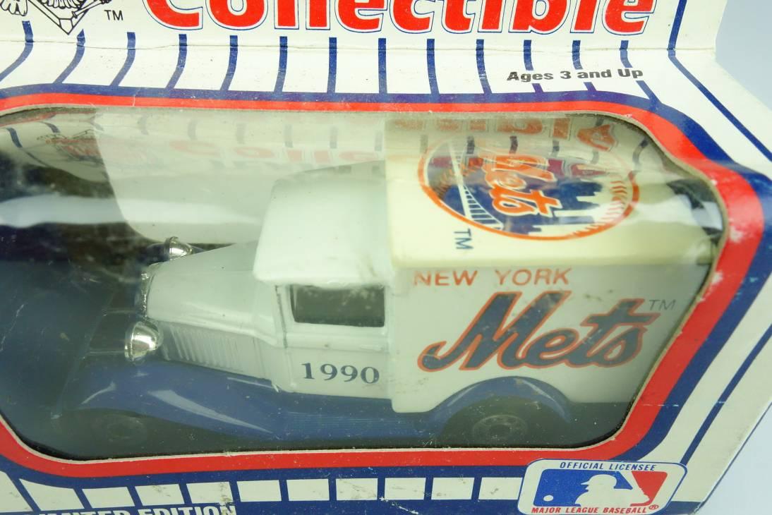 Ford Model 'A' Van (38-E/76-C) MLB 90-21 New York Mets - 64655