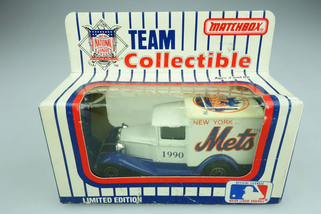 Ford Model 'A' Van (38-E/76-C) MLB 90-21 New York Mets - 64655