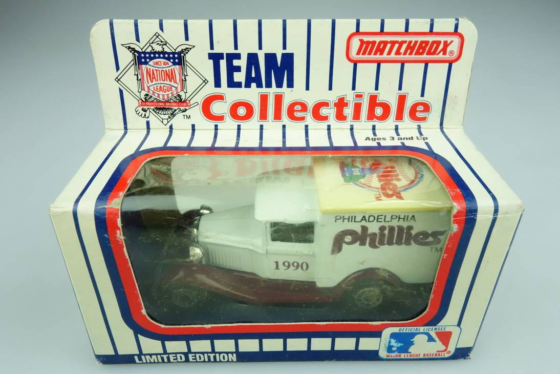 Ford Model 'A' Van (38-E/76-C) MLB 90-22 Philadelphia Phillies - 64656