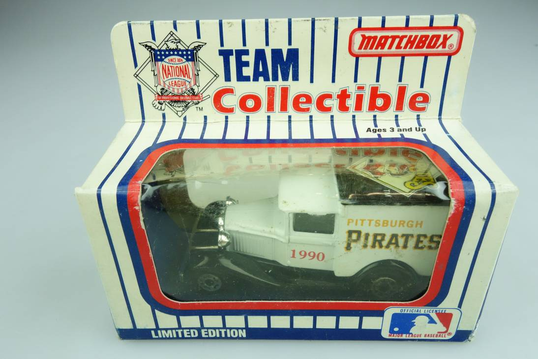 Ford Model 'A' Van (38-E/76-C) MLB 90-23 Pittsburgh Pirates - 64657