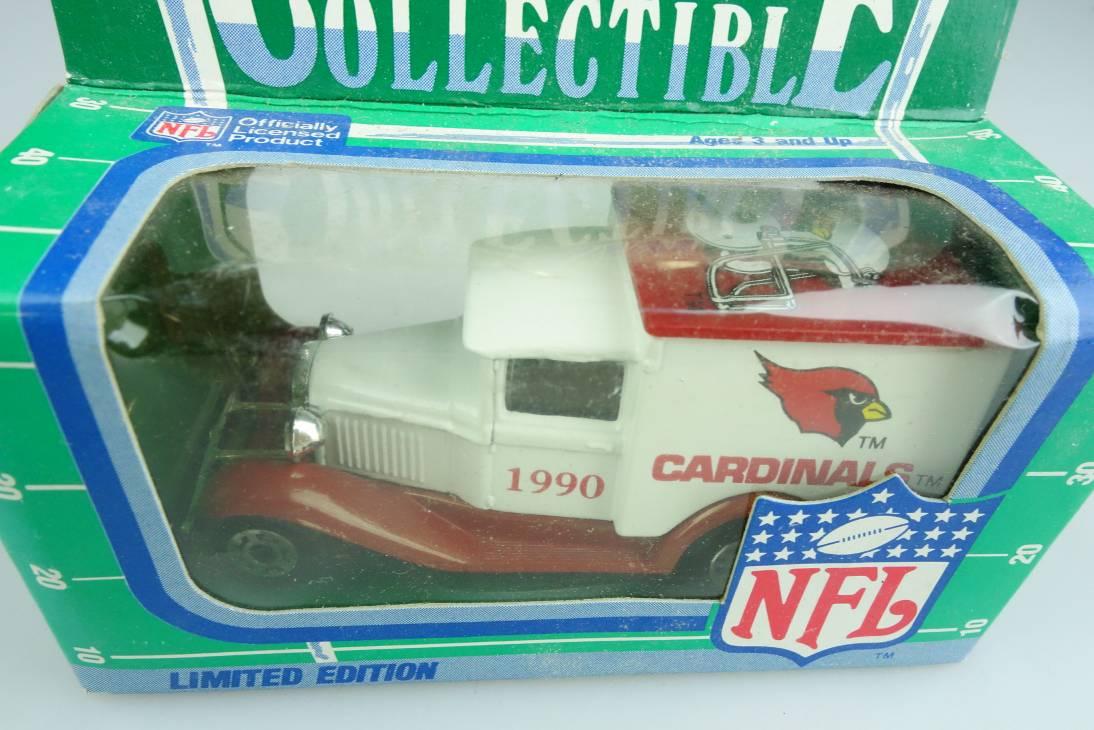 Ford Model 'A' Van (38-E/76-C) NFL 90-11 Cardinals - 64664