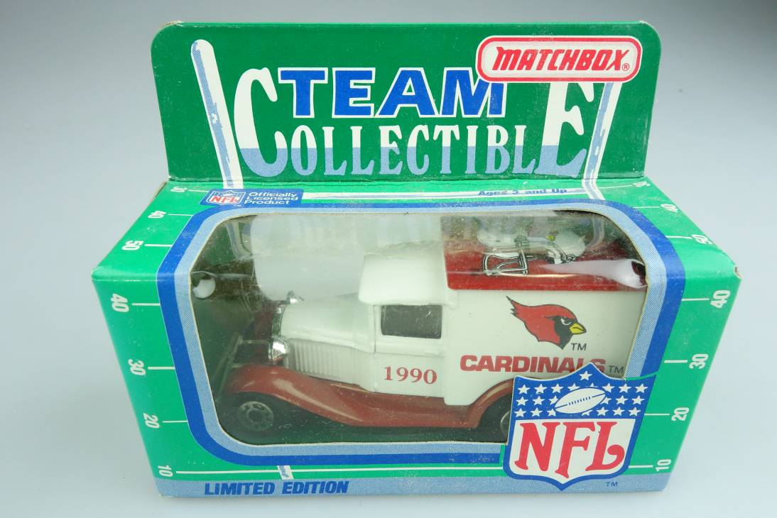 Ford Model 'A' Van (38-E/76-C) NFL 90-11 Cardinals - 64664