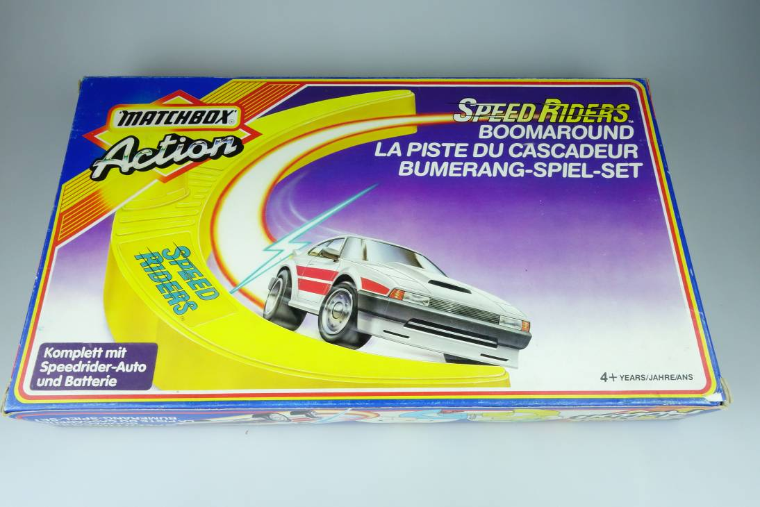 Speed Riders Boomaround Bumerang-Spiel-Set - 64867