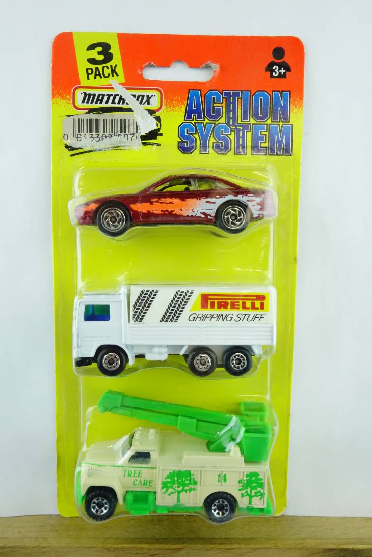 3-Pack Action System - 64881