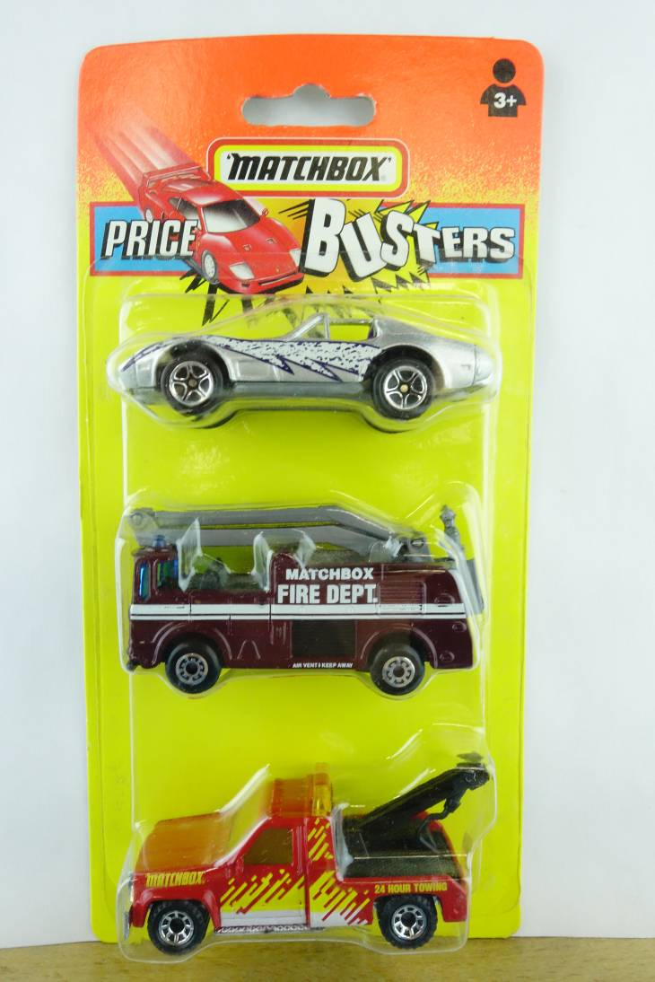 3-Pack Price Busters - 64890