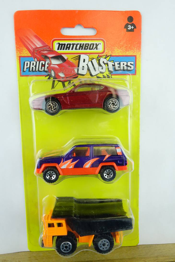 3-Pack Price Busters - 64891