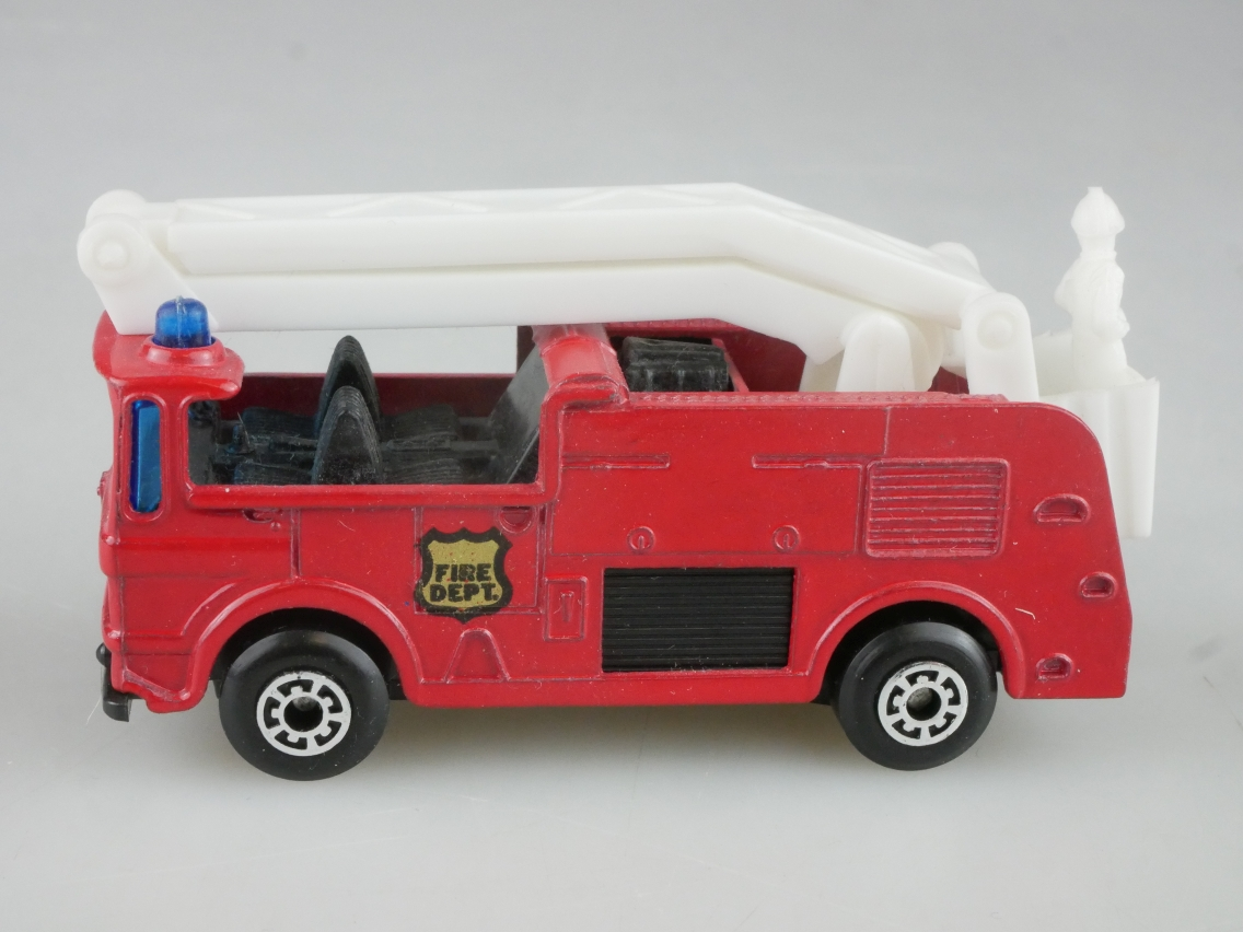 Snorkel Fire Engine (63-E/13-E) - 65094