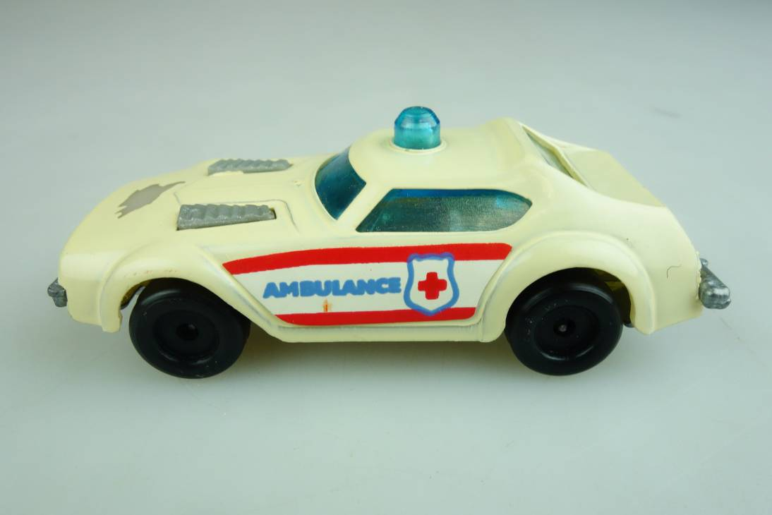 Fire Chief Car - Matchbox PLAGIAT aus Ungarn - 65121