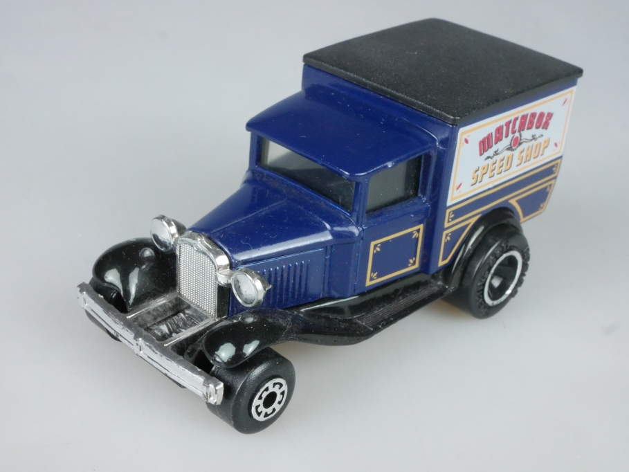 """Ford Model 'A' Van """"SPEED SHOP"""" (38-E/76-C) - 65285"""