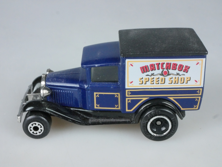 "Ford Model 'A' Van ""SPEED SHOP"" (38-E/76-C) - 65285"