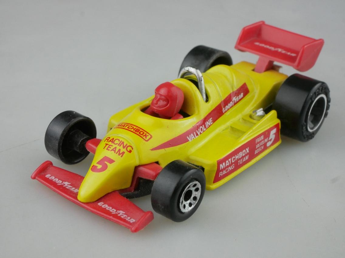 F.1 Racer yellow (65-D/16-D/06-D) - 65335