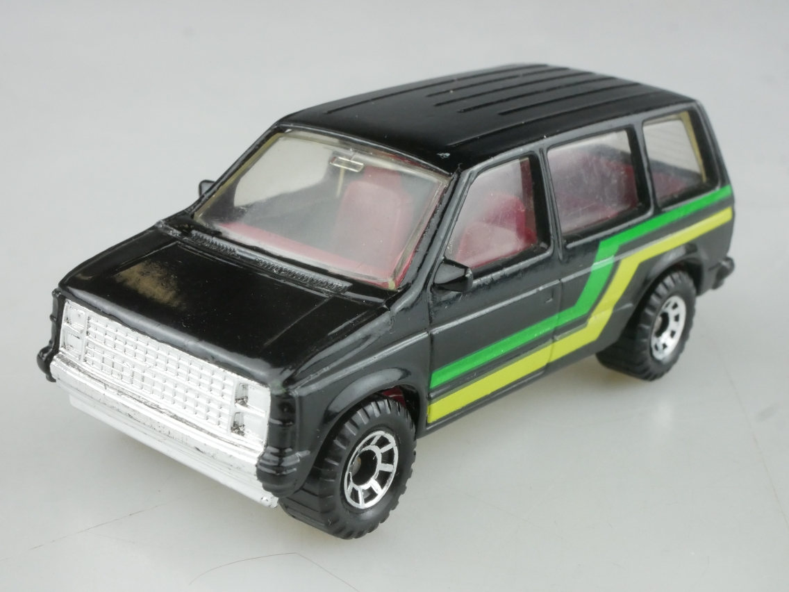 1984 Dodge Caravan (64-E/68-E) - 65390