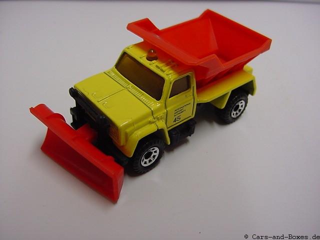 Highway Maintenance Truck Snow Plow (45-E/69-G)  - 65452