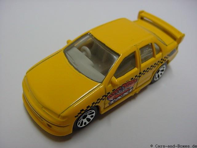 Ford Falcon Taxi (63-J/04-H/68-K) - 65701