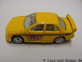 Ford Falcon Taxi (63-J/04-H/68-K) - 65701