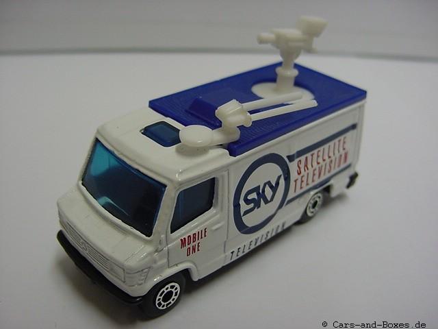 TV News Truck SKY (68-G/73-D) - 65840